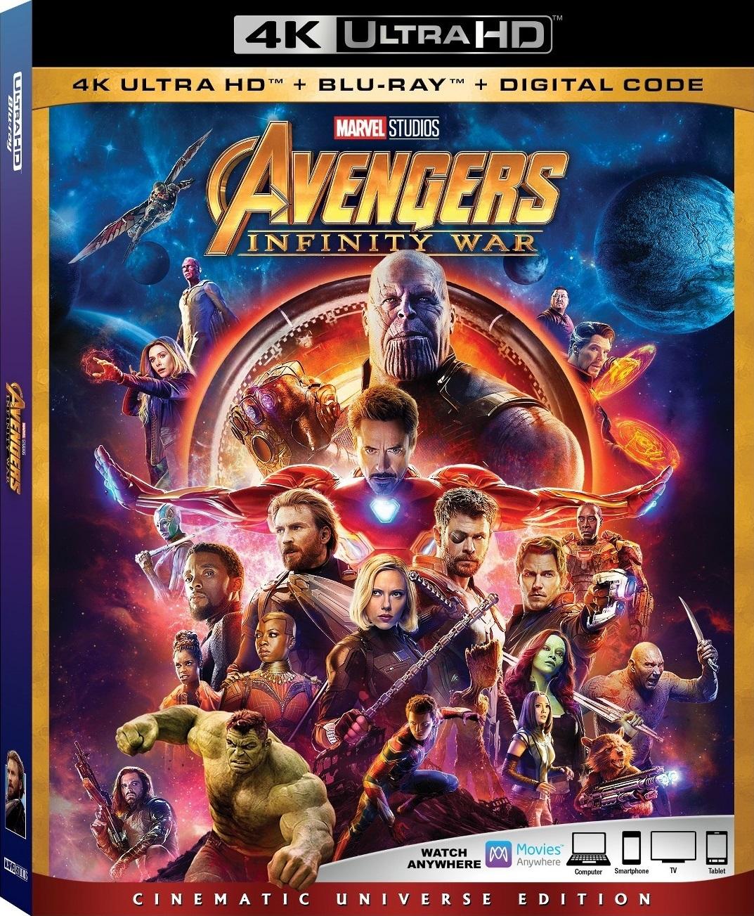 Avengers: Infinity War (2018) poster image