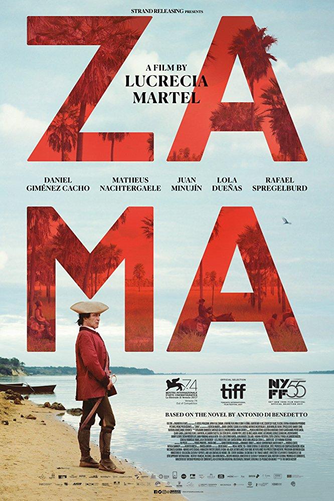 Zama (2017) poster image