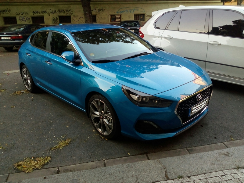 2017 - [Hyundai] i30 Fastback - Page 2 180809073153127964