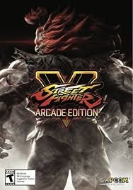 Poster for Street Fighter V: Arcade Edition