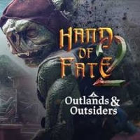 Poster for Hand of Fate 2 - Outlands and Outsiders