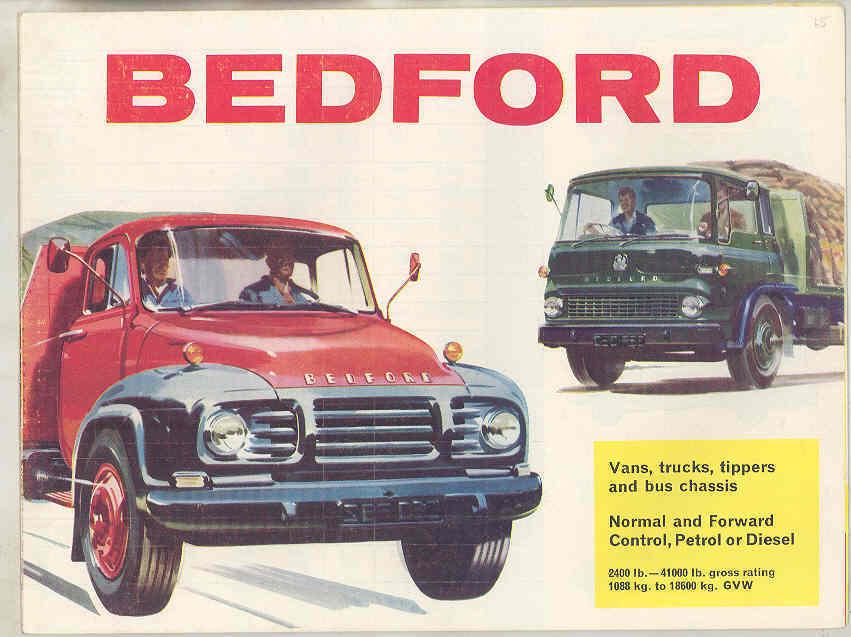 bedford 1964