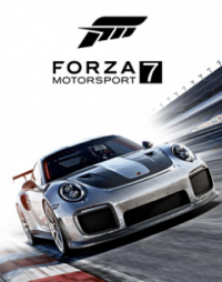 Poster for Forza Motorsport 7