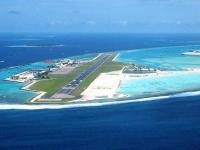 "L'aéropport "" Azura Island"""