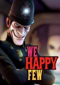 Poster for We Happy Few