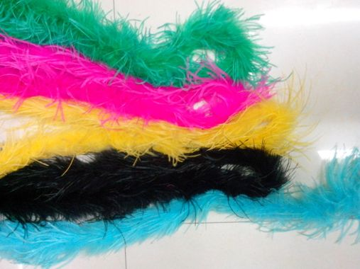 Party-decoration-Colorful-Ostrich-feathers-marabou-boas