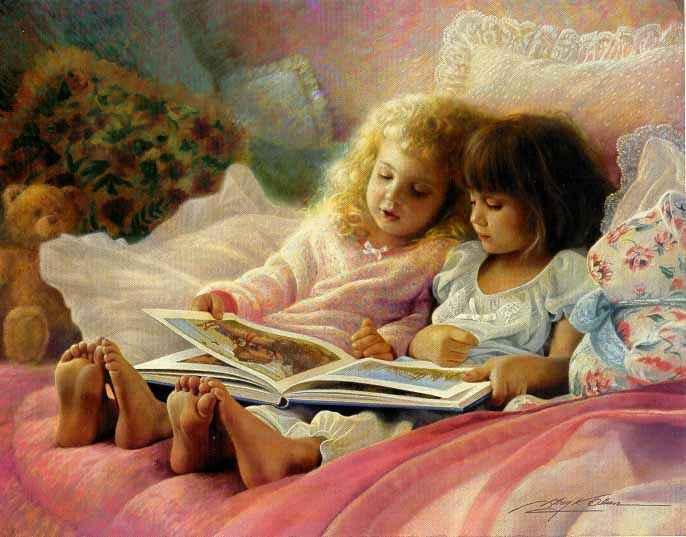 La lecture, une porte ouverte sur un monde enchanté (F.Mauriac) - Page 2 18081409430257354