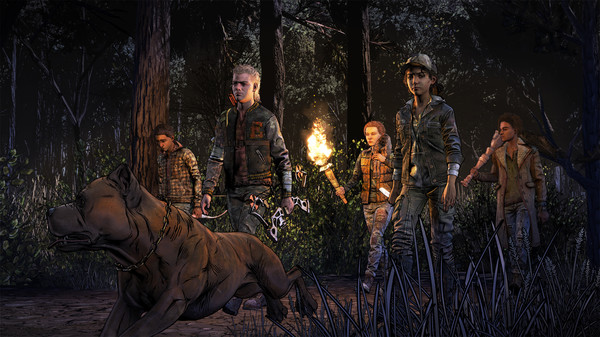 The Walking Dead: The Telltale Series - The Final Season Episode 1: Done Running image 1