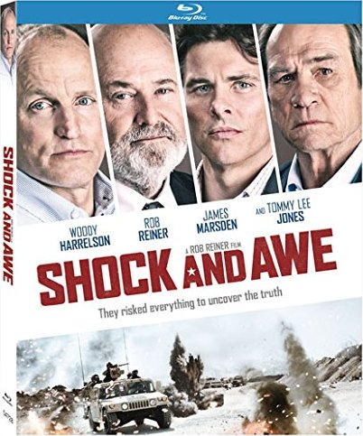 Shock and Awe (2017) poster image