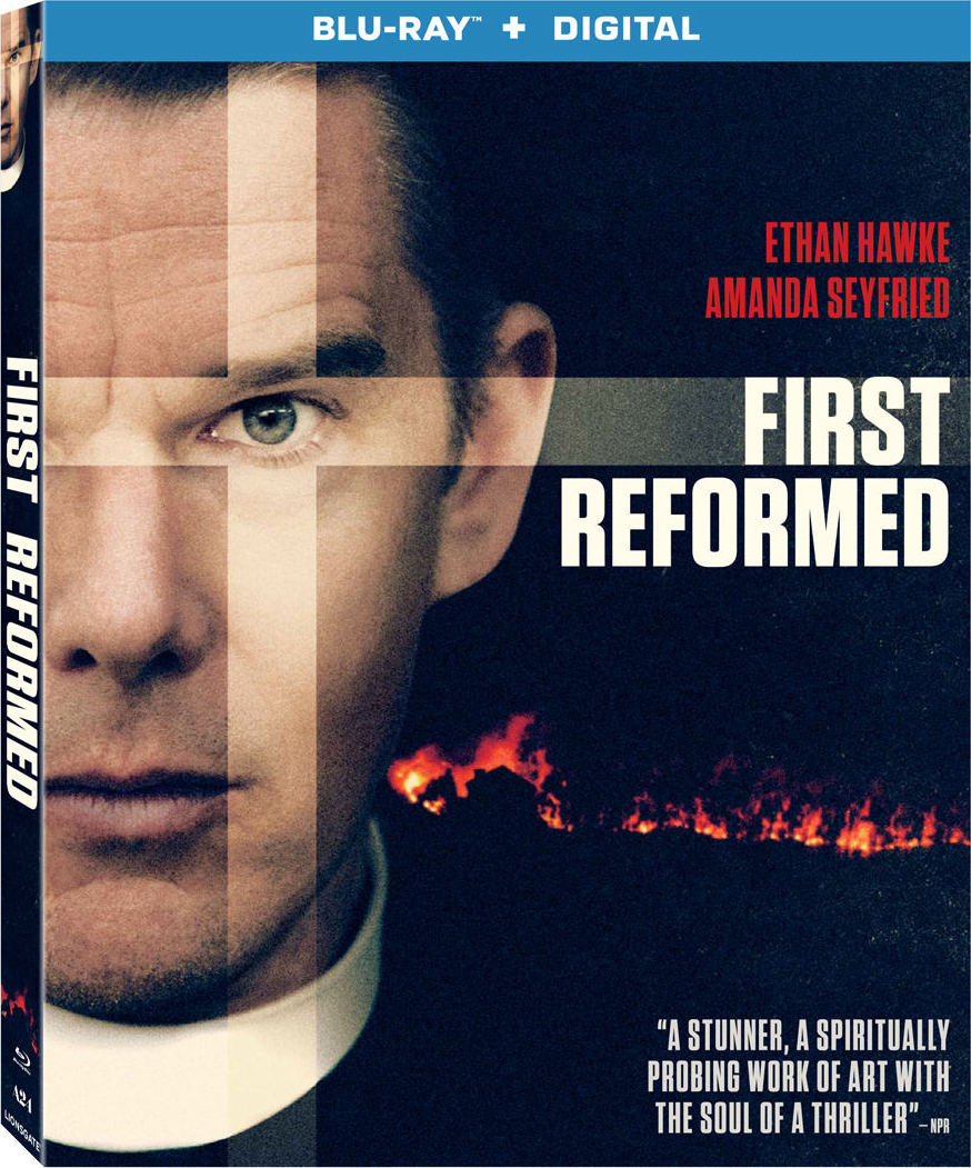 First Reformed (2017) poster image