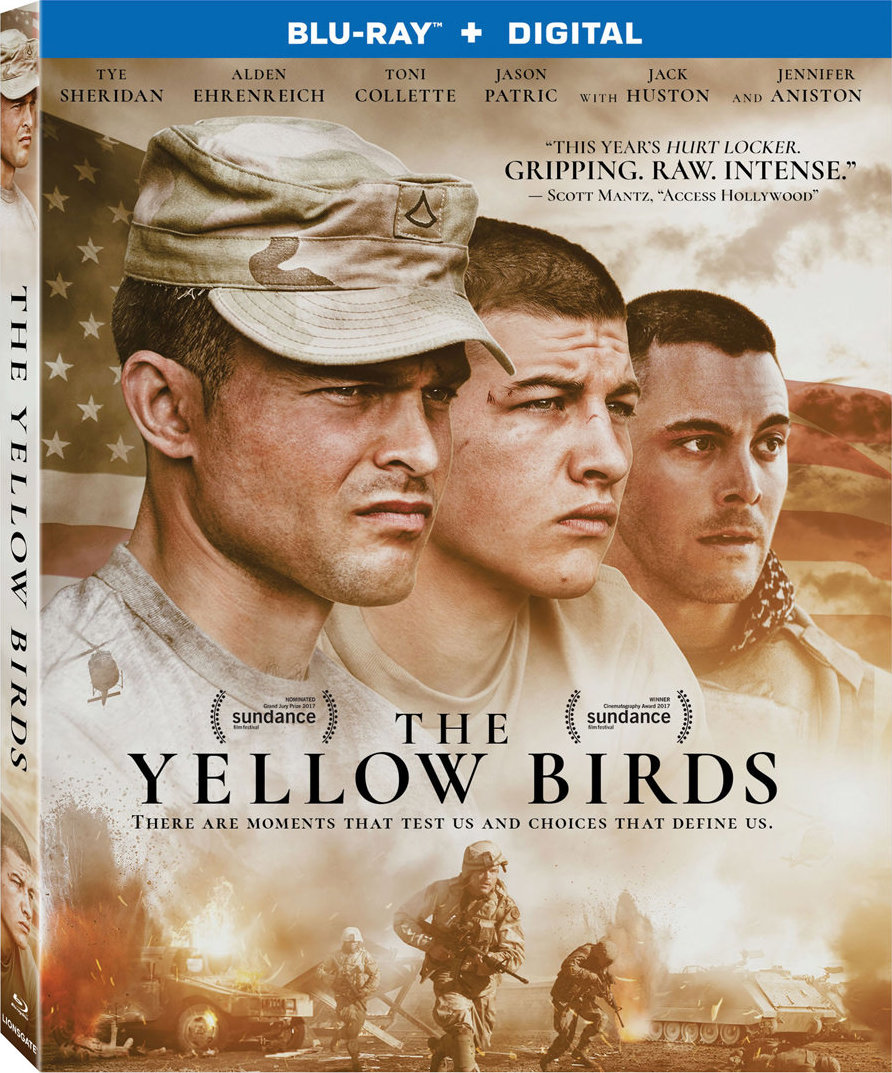 The Yellow Birds (2017) poster image