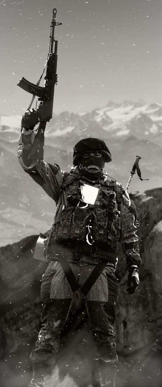 Impression troupes de montagne, Oural 2014 180816012818629283