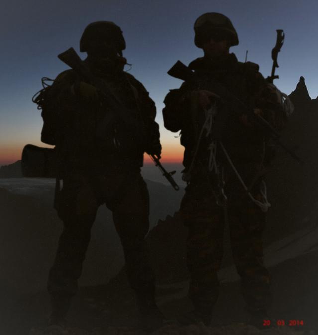 Impression troupes de montagne, Oural 2014 180816014419633567