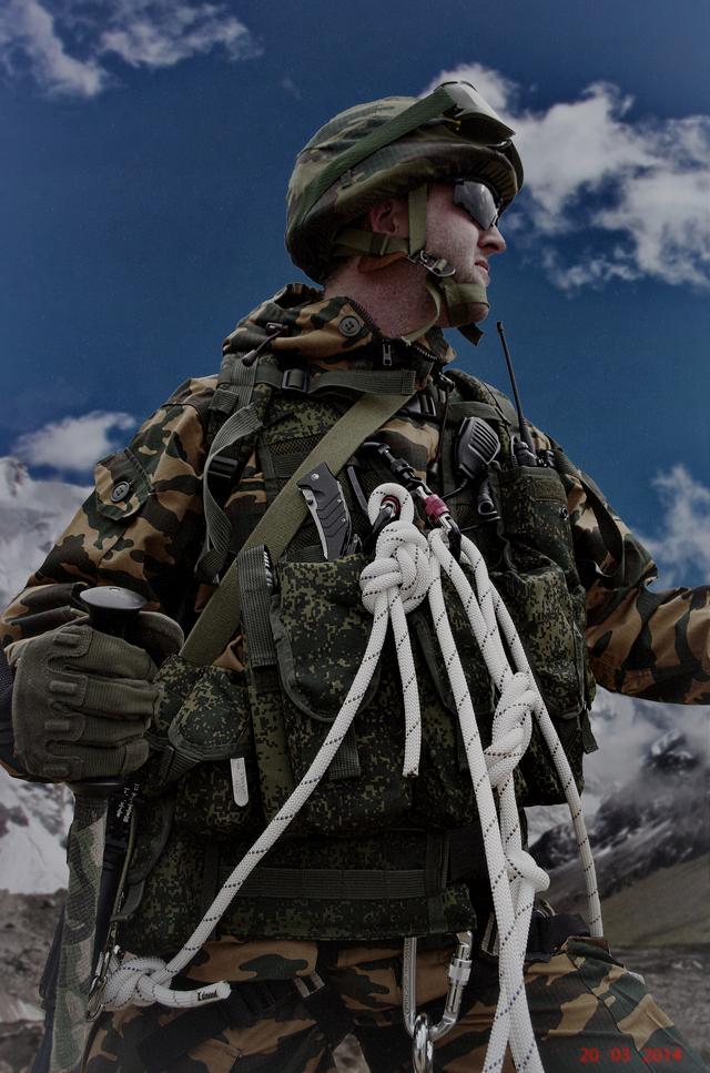 Impression troupes de montagne, Oural 2014 180816015519858893