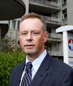 Páll Matthíasson, Directeur Hôpital Psychiatrique Landspitali, Reyjkavik, Islande
