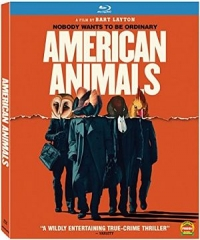 American Animals (2018) poster image