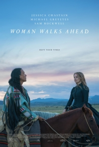 Woman Walks Ahead (2017) poster image