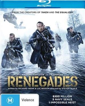 Renegades (2017) poster image