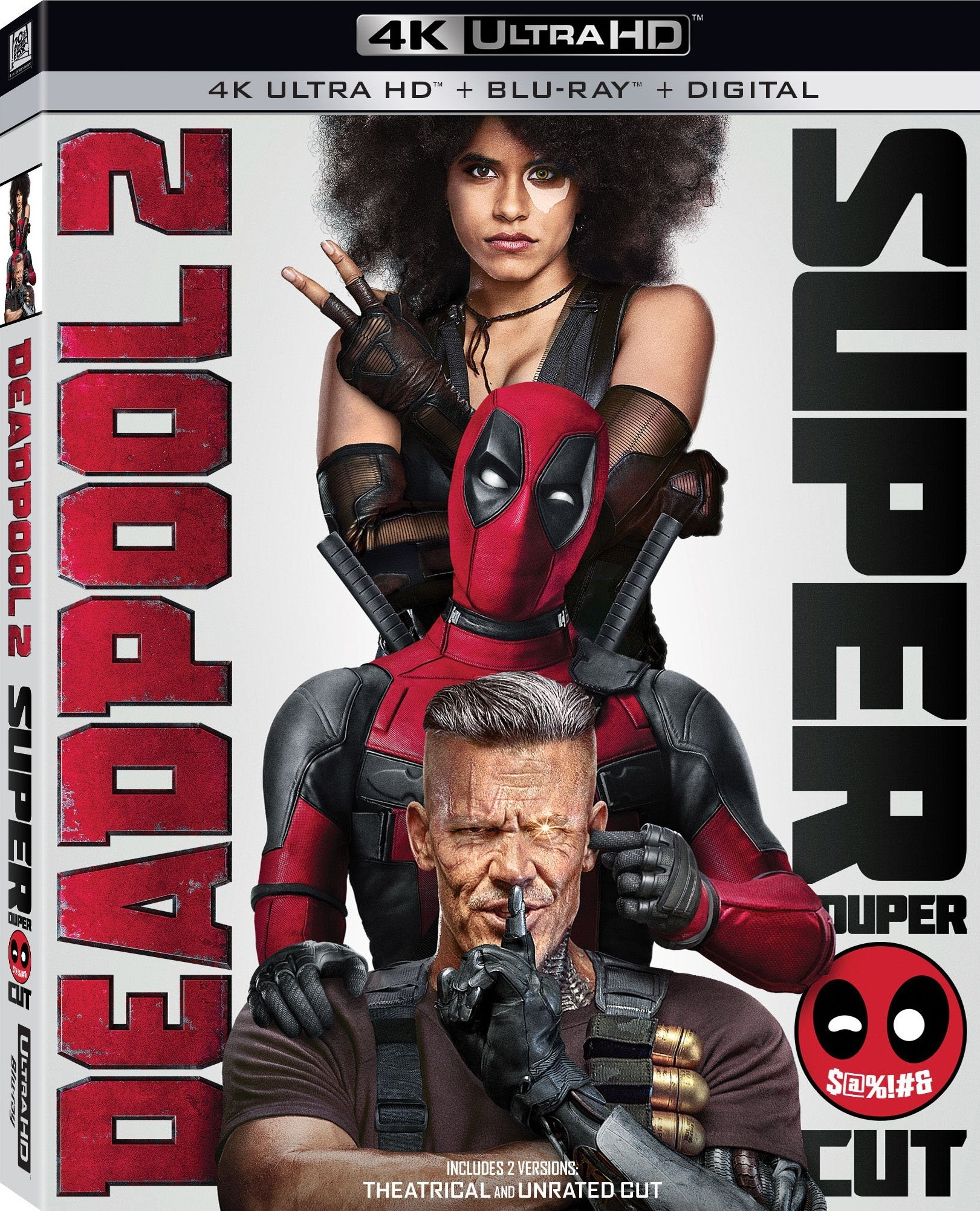 Deadpool 2 (2018) poster image