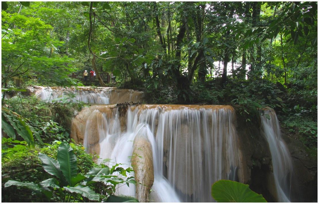 Les chutes d'Agua Azul  180822055131643252