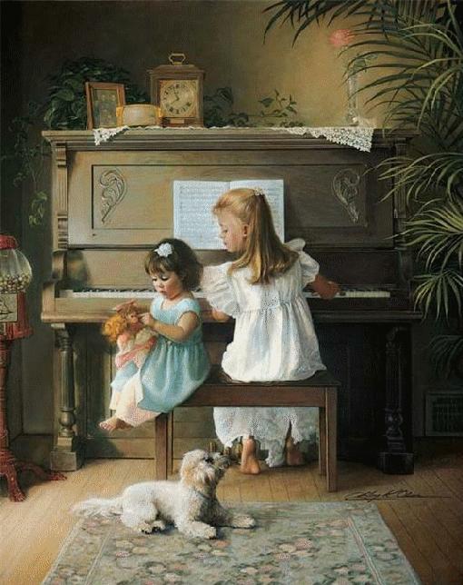 """"""" La Musique adoucit les moeurs """" ( Aristote ) - Page 2 180822124914920939"""