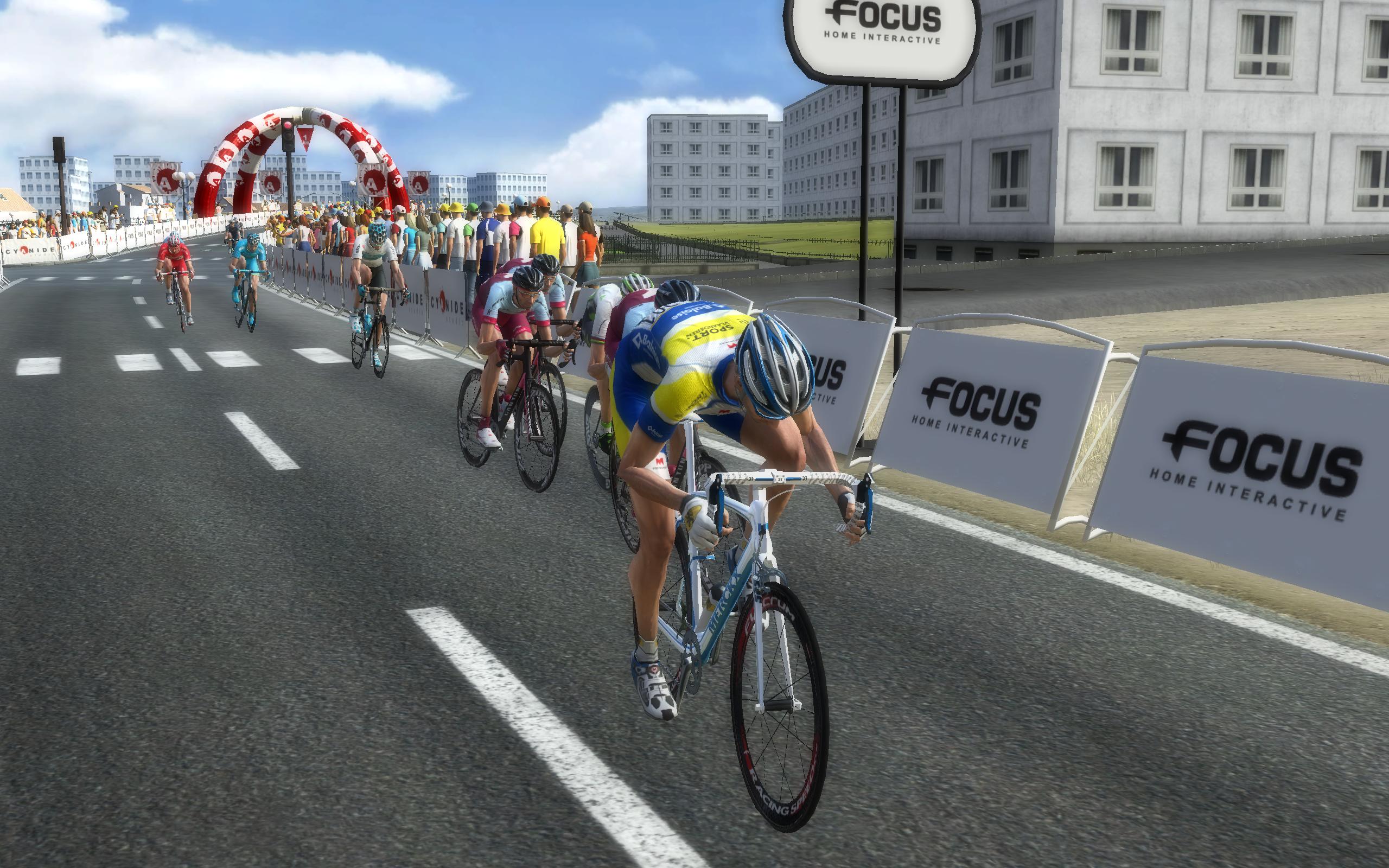 [PCM17] Sport Vlaanderen - Baloise, créatrice de talent - Page 2 18082302330214392