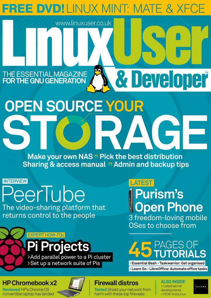 linux user & developer 152 pdf