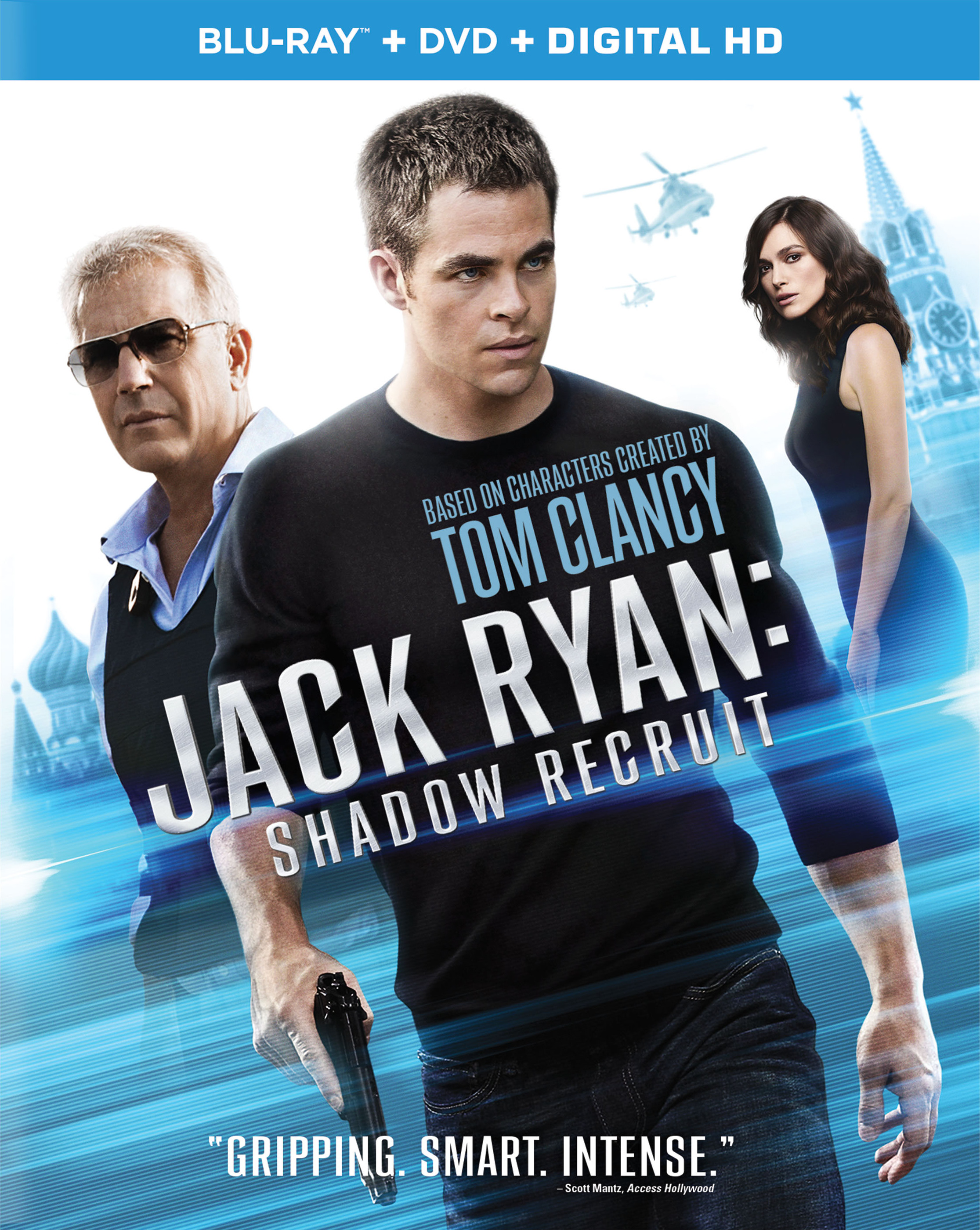 Jack Ryan: Shadow Recruit (2014) poster image