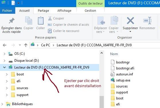 Capture-lecteur virtuel de Windows95