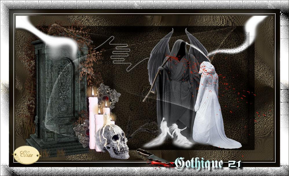 Gothique 21  ( psp) 18082409340792600