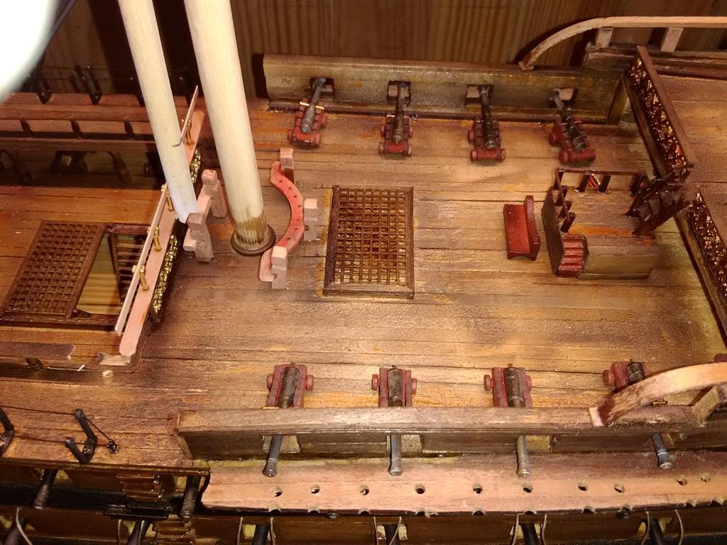 renovation 74 canons d'aprés les plan mantua au 1/75 180825015945572979