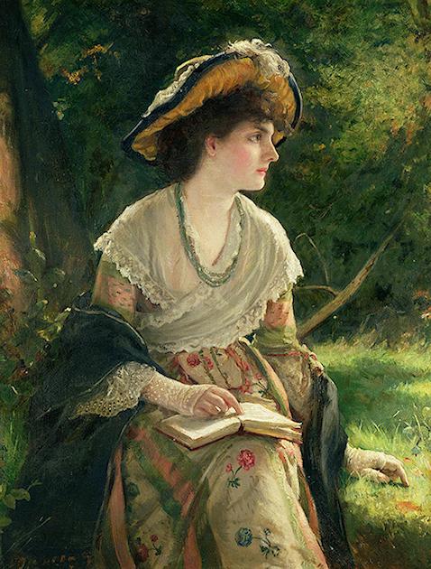 La lecture, une porte ouverte sur un monde enchanté (F.Mauriac) - Page 2 180825092025306753
