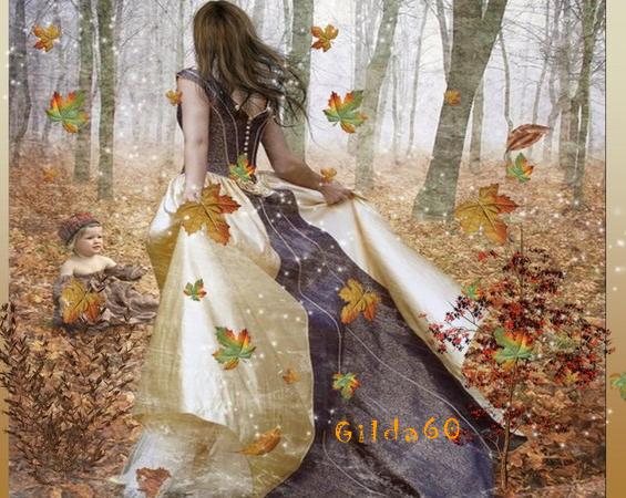 automne linette droite