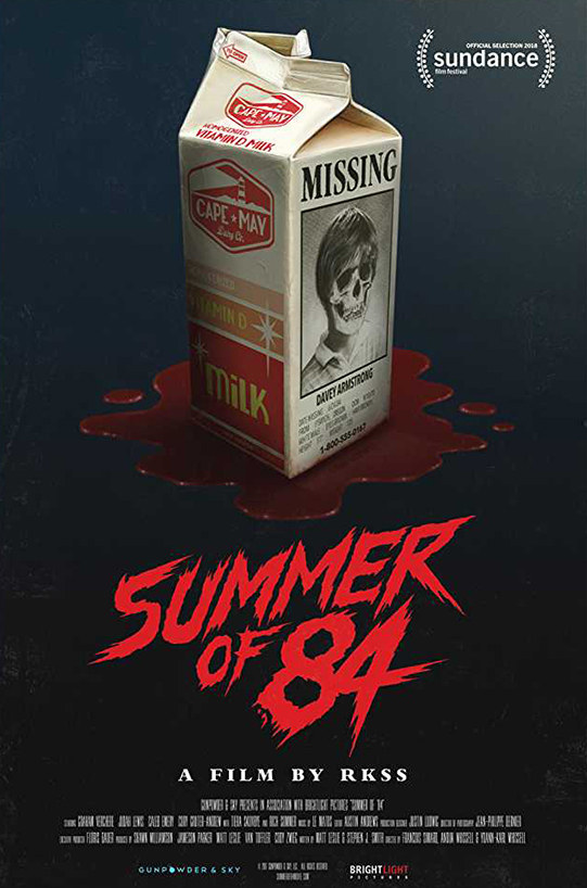 Summer of 84 (2018) poster image