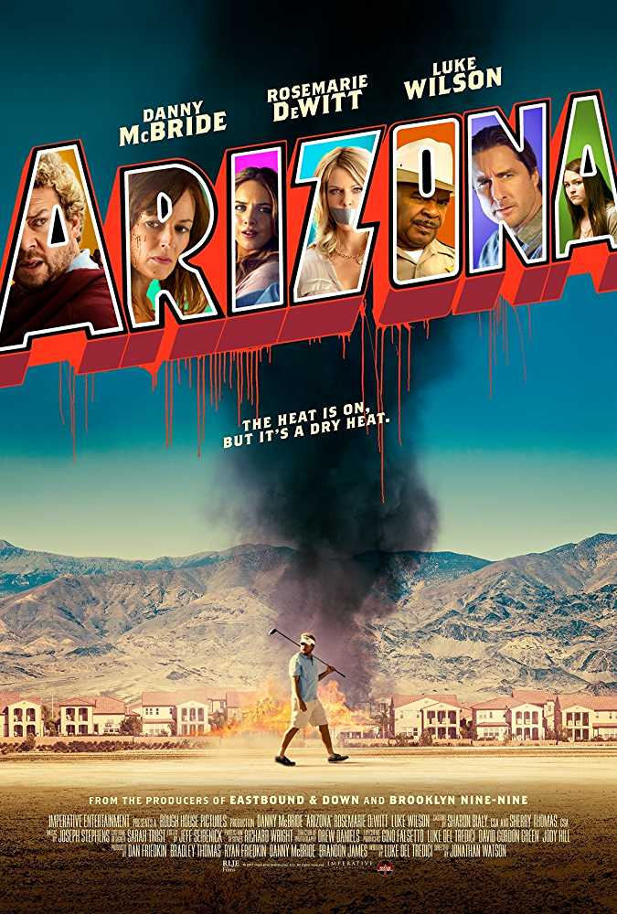 Arizona (2018) poster image