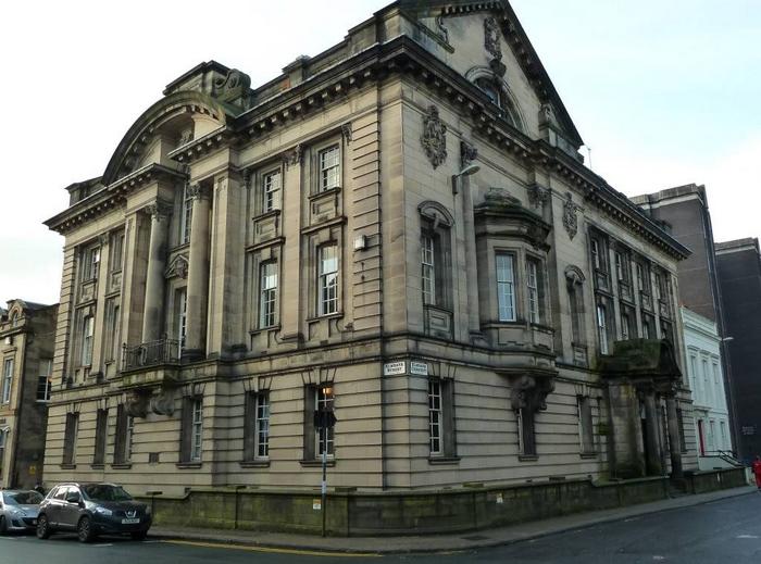 Mémorial des mécaniciens du Titanic [Glasgow] 180826121530251773