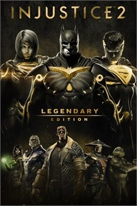 Poster for Injustice 2: Legendary Edition
