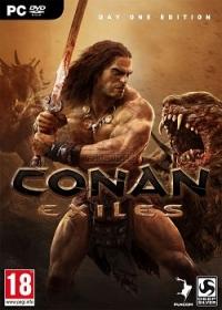 Poster for Conan Exiles