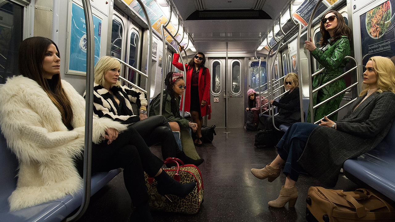 Oceans Eight (2018) image