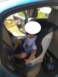 Est ce que la position de mon fils sur son siège auto peut être dangereuse? Mini_180828055359701216