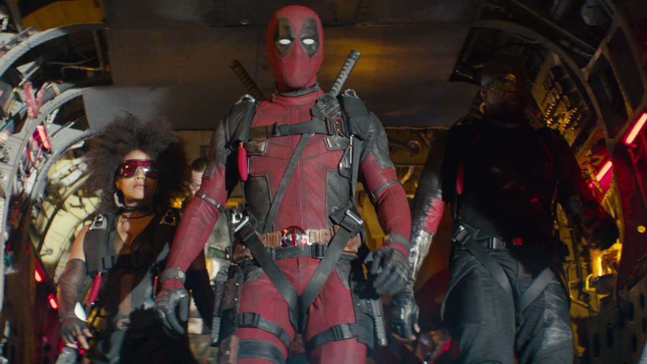 Deadpool 2 (2018) image