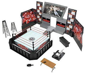 WWE Jakks 180831012743927007