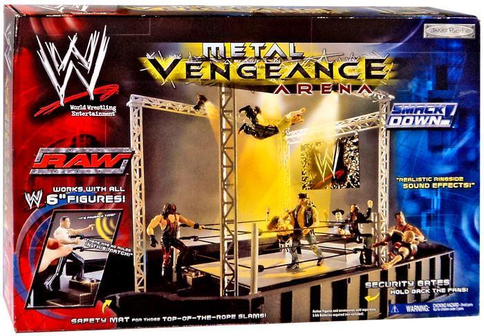 WWE Jakks 180831012746592911