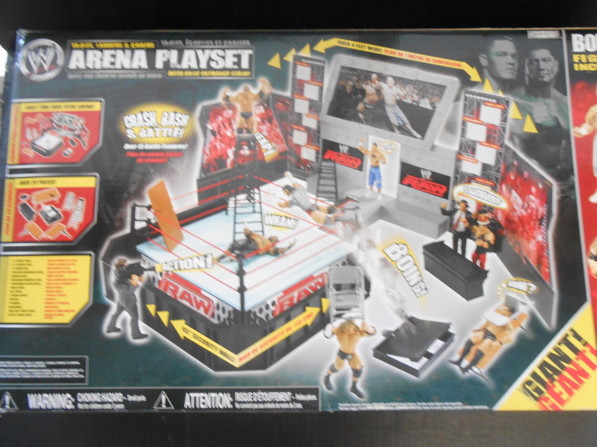WWE Jakks 18083101275225629