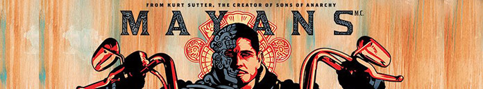 Poster for Mayans M.C.