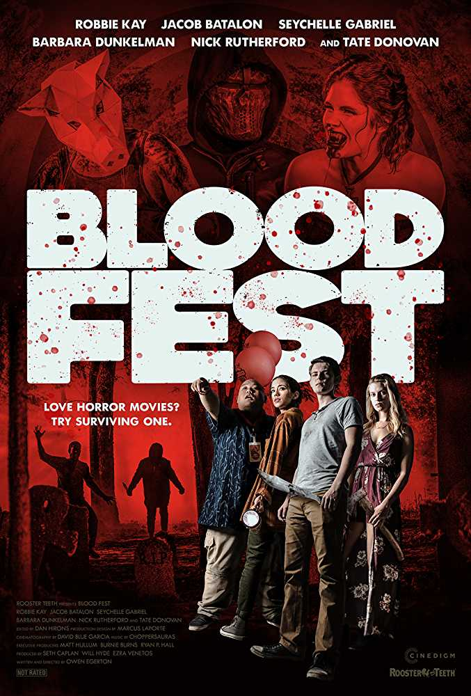 Blood Fest (2018) poster image