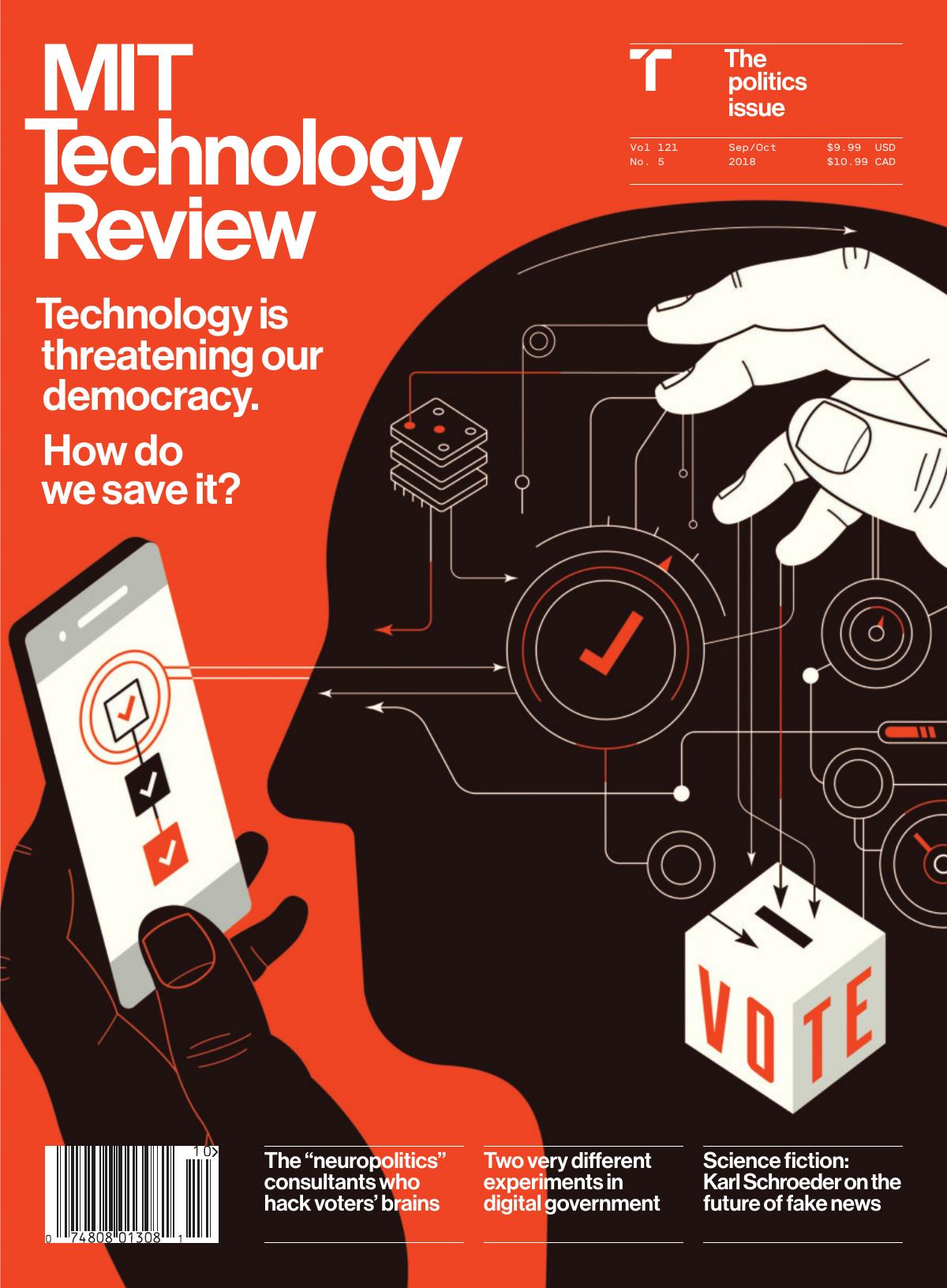 MIT Technology Review – September/October 2018-P2P