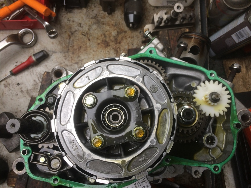 demontage moteur crm 180903012743742878
