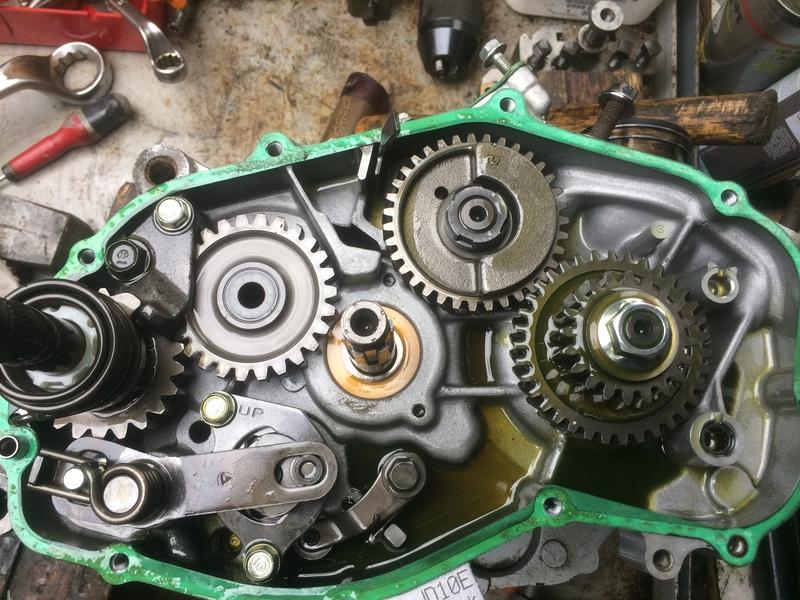 demontage moteur crm 180903013202811888