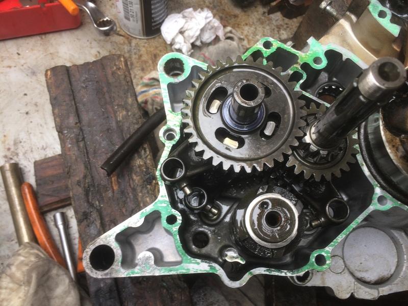 demontage moteur crm 180903020215833978